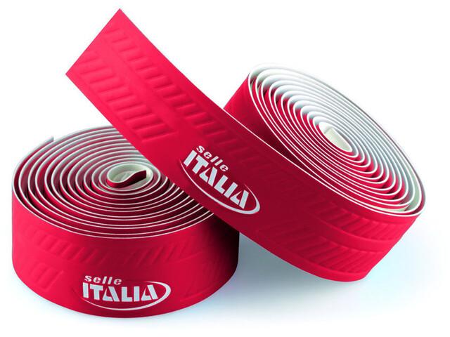 Selle Italia Smootape Controllo Cinta de manillar 35x1800mm, red